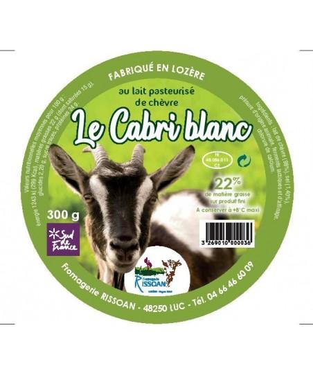 Nouveauté LE CABRI BLANC 300g